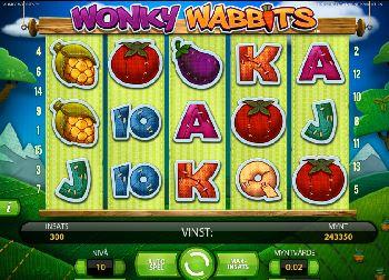 svenska online casino wonky